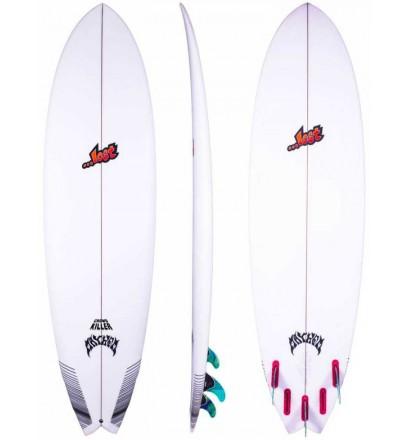 surfboard Lost Crowd Killer