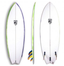 Tabla de surf Lost California twin