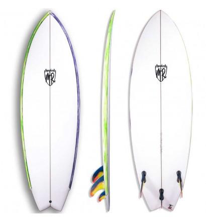 Surfboard Lost California twin