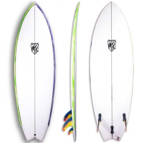 Imagén: Tabla de surf Lost California twin