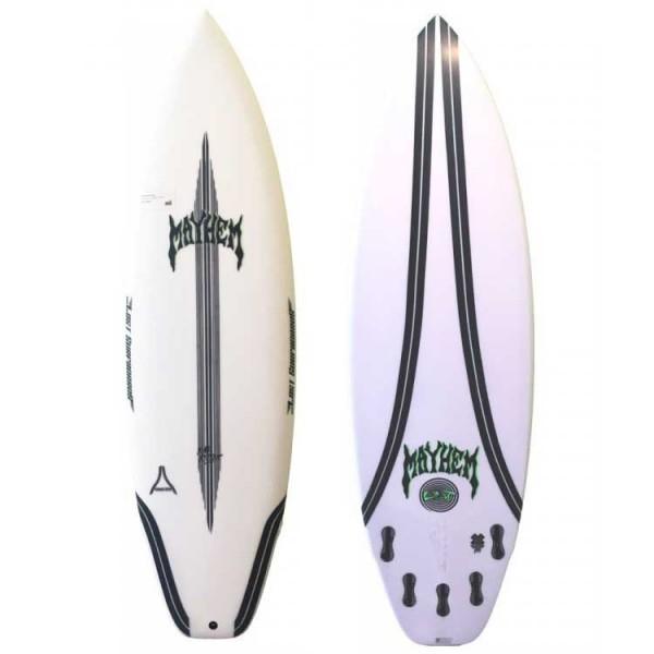 Imagén: Surfboard Lost Rad Ripper Carbon Wrap