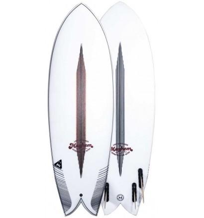 Surfboard Lost RNF Retro Carbon Wrap