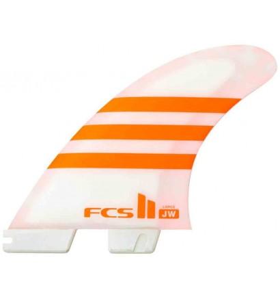 Dérives de surf FCS II Julian Wilson AirCore