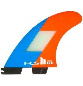 Ailerons de surf FCSII Felipe Toledo PC