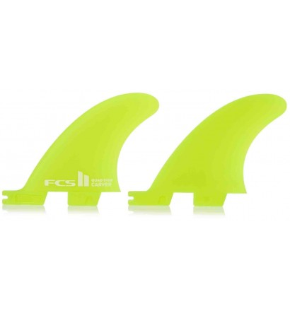 Fins FCSII Carver Quad Rear Side Byte