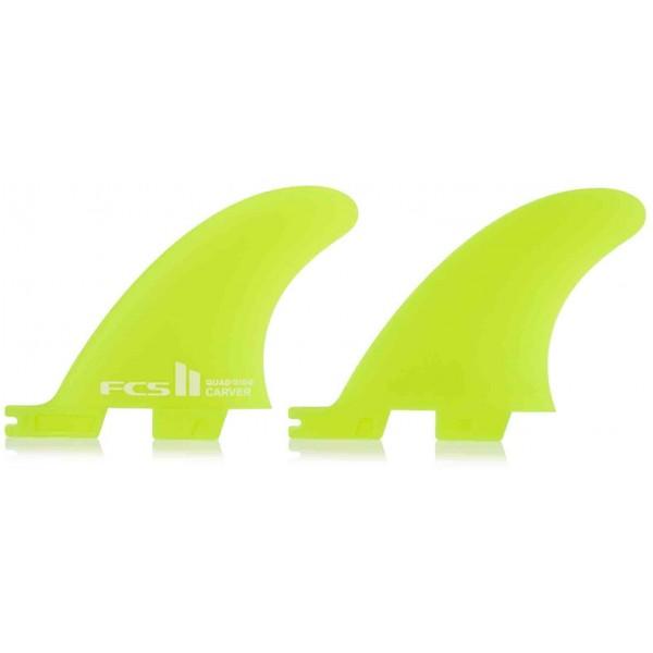 Imagén: Dérives de surf FCSII Carver Quad Rear Side Byte