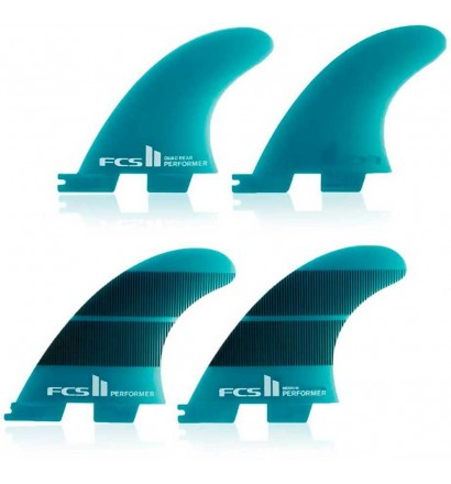 FCSII Neo Glass performer fins