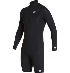 Wetsuit shorty Billabong Abslolute CZ LS