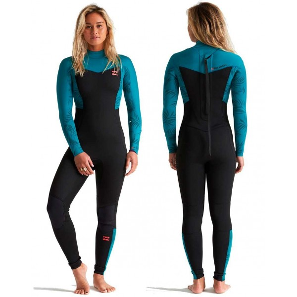 Imagén: neopreno Billabong Synergy 3/2mm