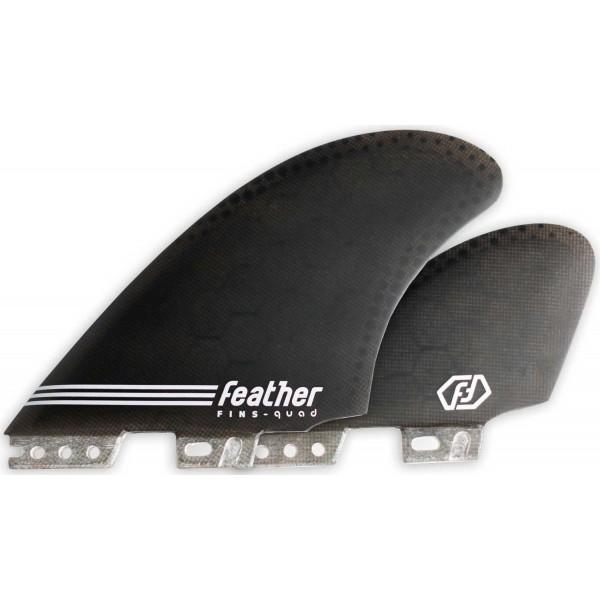 Imagén: Feather Fins Semi Keel Quad Click Tab