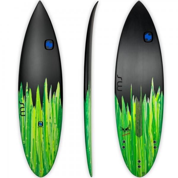 Imagén: Tabla de surf MS Flying Bee Round (EN STOCK)