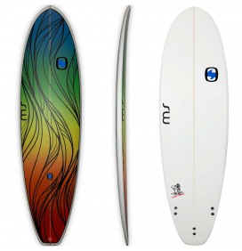 Tavola da surf evolutivo MS Easy Pony