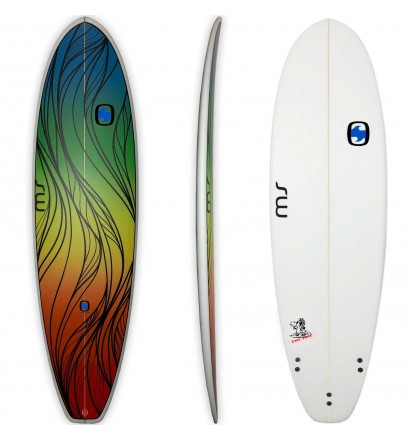 Surfboard evolutionaire MS Easy Pony