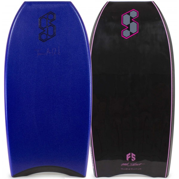 Imagén: Bodyboard Science Tanner Spec Tri Quad