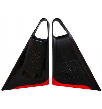 Hubboards Air Houston Cut Bodyboard Fins