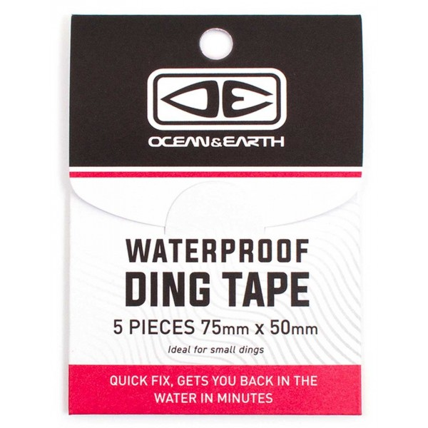 Imagén: Patch Ocean & Earth waterproof ding tape