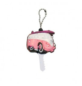 Camper plastic key ring
