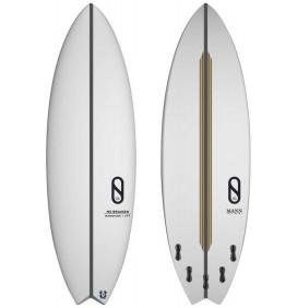 Tavola Da Surf Slater Design No Brainer