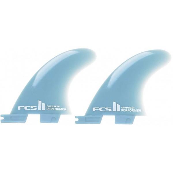 Imagén: Quillas FCSII Performer Quad Rear Glass Flex