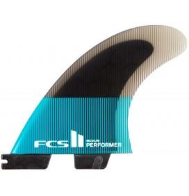 Ailerons de surf FCSII Performer PC