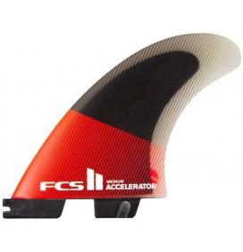 Ailerons de surf FCS II Accelerator PC