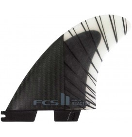 Fins FCS2 Reactor PC Carbon