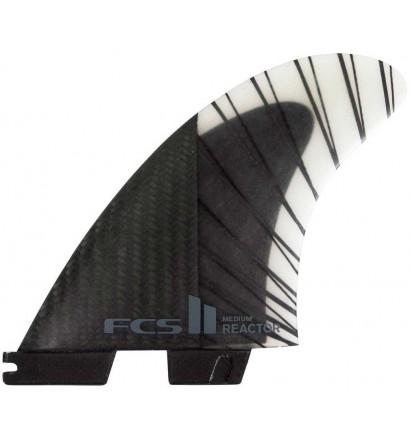 Fins FCS2 Reactor PC Carbon