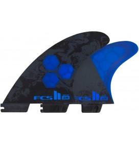 FCSII Tri-Quad Al Merrick PC Fins