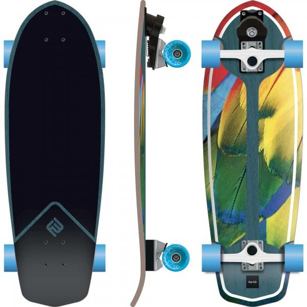 Imagén: Planche de surfskate Flying Wheels Parrot 29