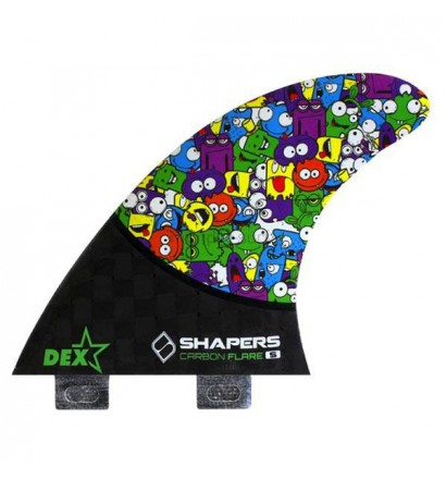 Ailerons surf Shapers Shapers DEX