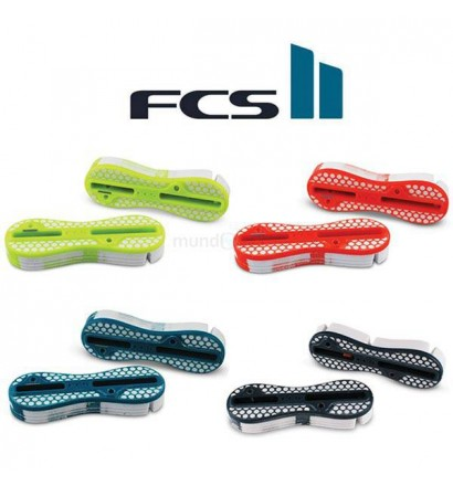 FCSII center plug fins