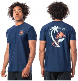 T-Shirt Rip Curl UV Wilder