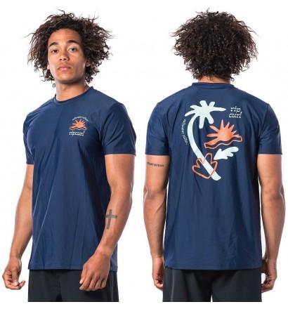 Camiseta Rip Curl UV Wilder