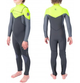 Rip Curl 3/2mm Dawn Patrol Junior Wetsuit