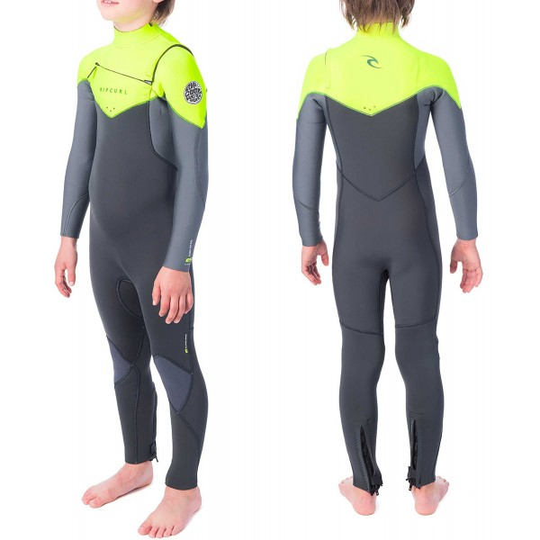 Imagén: Rip Curl 3/2mm Dawn Patrol Junior Wetsuit