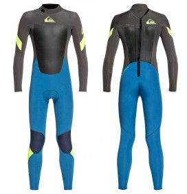 Wetsuit quiksilver Syncro Series Kids 3/2mm
