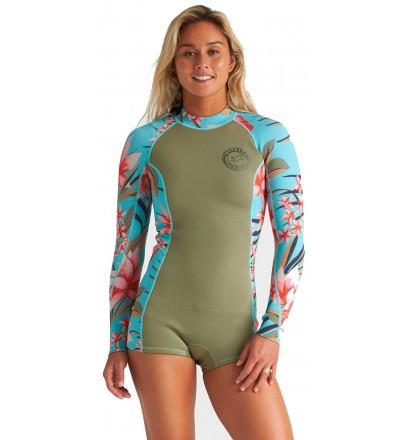Combinaison femme Billabong Surf Capsule Spring Fever