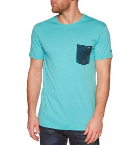 T-shirt UV Billabong Team Pocket