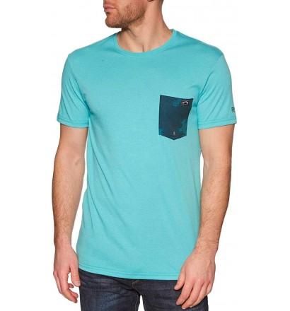 UV Tee Shirt Billabong Team Pocket