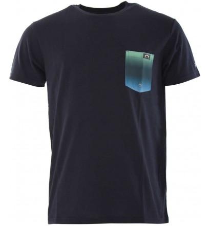 T-Shirt anti UV Billabong Team Pocket Boy