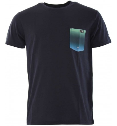 T-shirt UV Billabong Team Pocket Boy