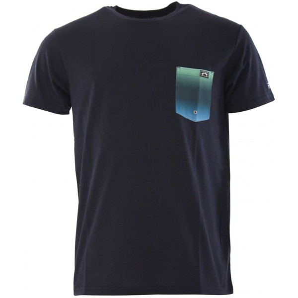Imagén: T-Shirt UV Billabong Team Pocket Boy