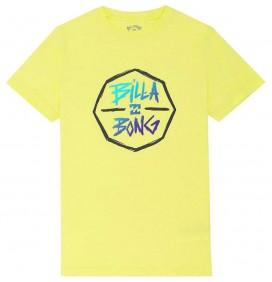 T-Shirt anti UV Billabong Octo Boy