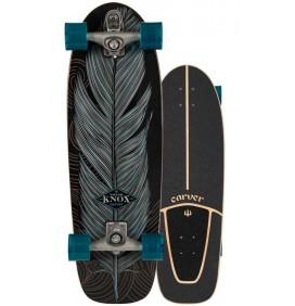 Prancha de surfskate Carver Knox Quill 31,25'' C7