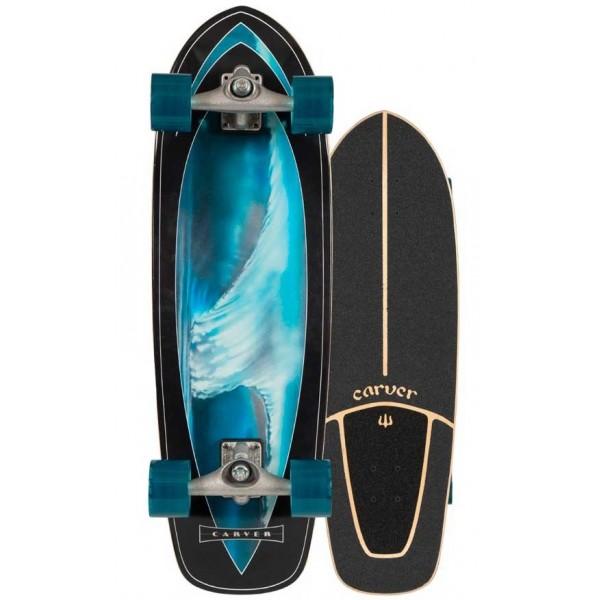 Imagén: Planche de surfskate Carver Super Surfer 32