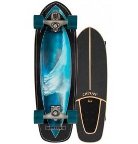 Prancha de surfskate Carver Super Surfer 32'' C7
