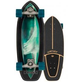 Prancha de surfskate Carver Super Snapper 28'' Cx