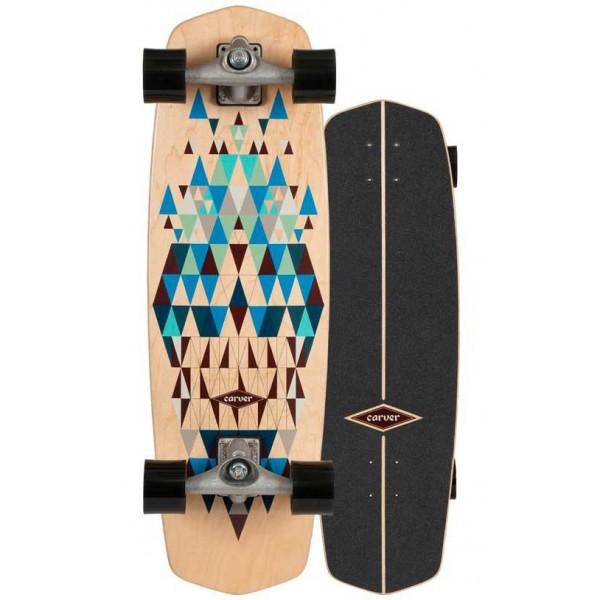 Imagén: Planche de surfskate Carver Prisma 30,5
