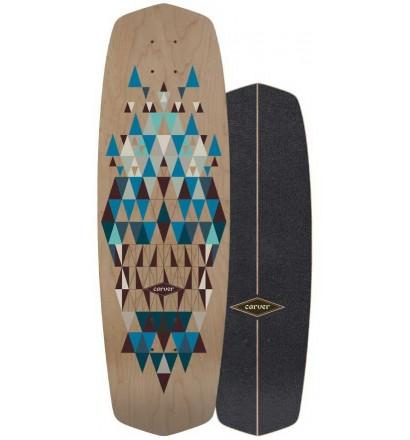 Prancha de surfskate Carver Prisma 30,5''