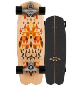 Prancha de surfskate Carver Spectra 28,25'' C7
